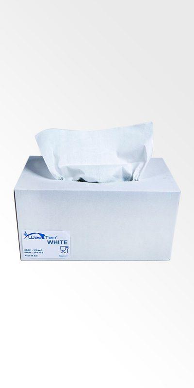 WeeTex White – 65 GM 2 – Polypropylène/Cellulose