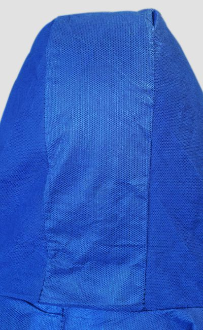 Hood 3 pans WeeCover Blue Coverall allows much greater freedom of movement
