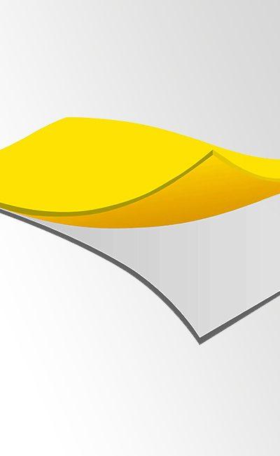 HDPE film laminated and spunbonded polyetylene