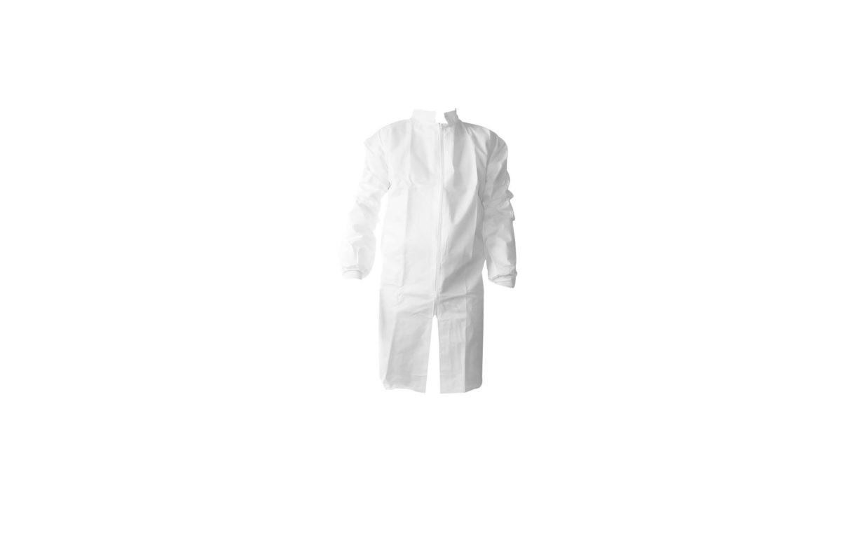 EPI accessoires Blouse laboratoire salle blanche et stérile PPE accessories Labcoat labo Clean-Processed and Sterile