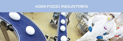 Flyer Profession Sheet - Agri-food Industry