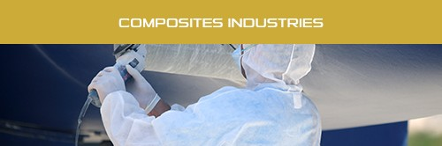 Flyer Profession Sheet - Composites industries