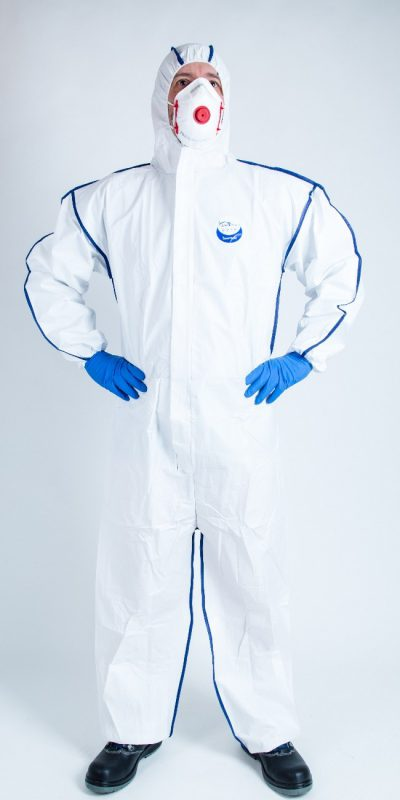 TYPE 5/6 WEEBACK COVERALL
