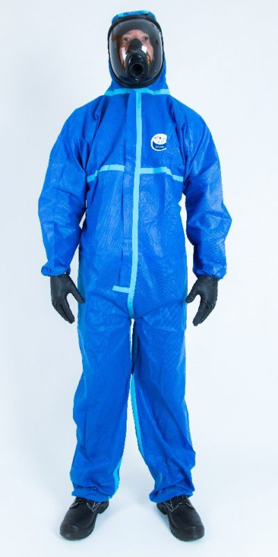 TYPE 5/6 WEECOVER MAX 1 BLUE COVERALL