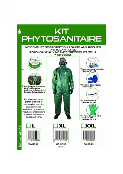 Kit Phytosanitaire