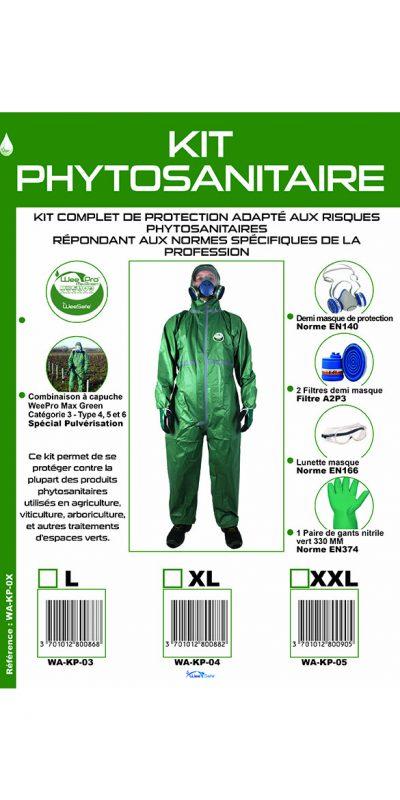 PESTICIDE SAFETY KIT