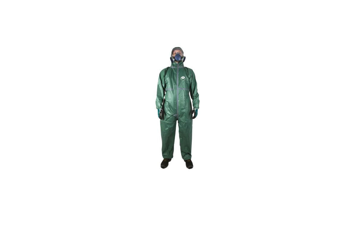 WeePro Max Green - combinaison de protection corporelle