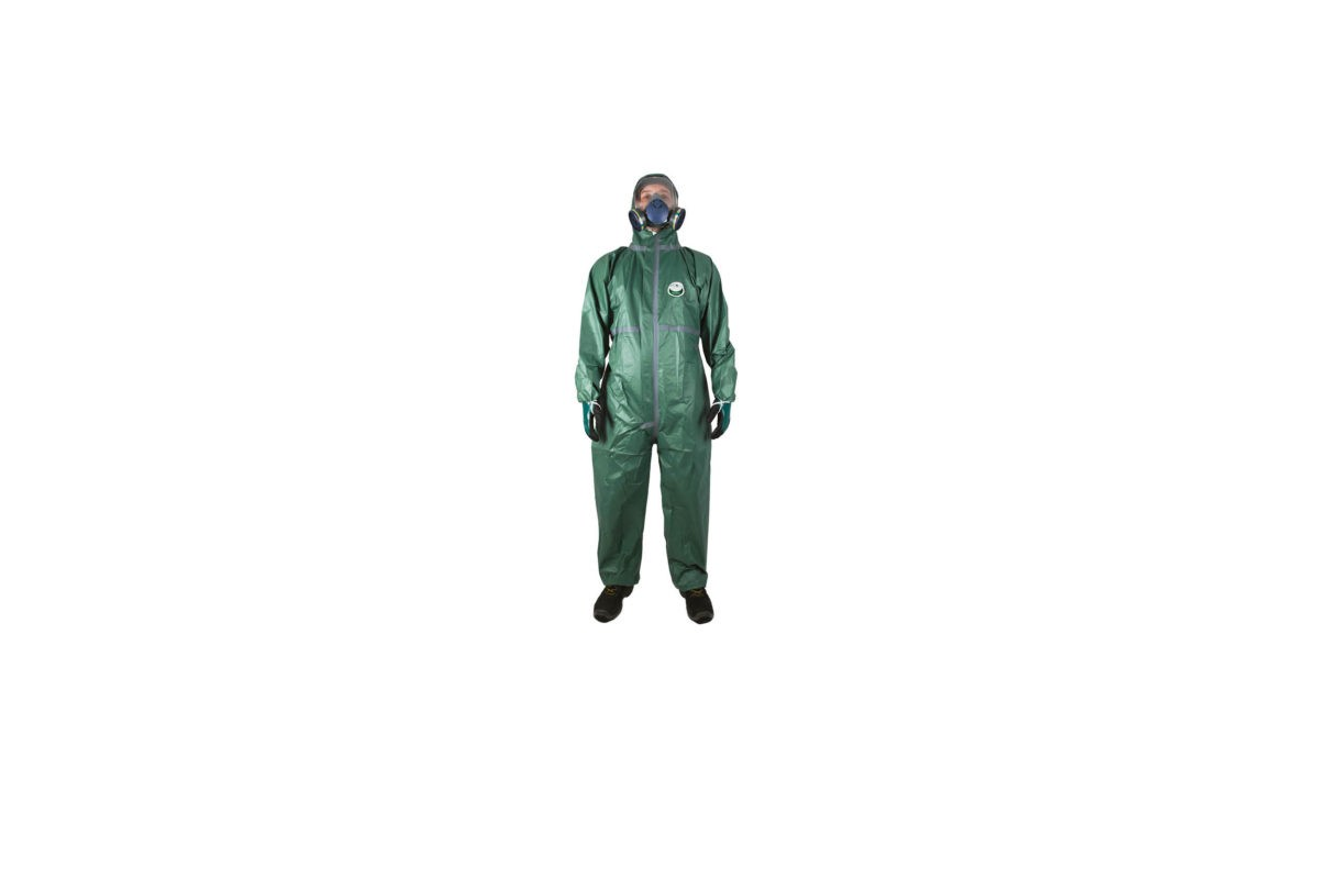 WeePro Max Green - Protective coverall
