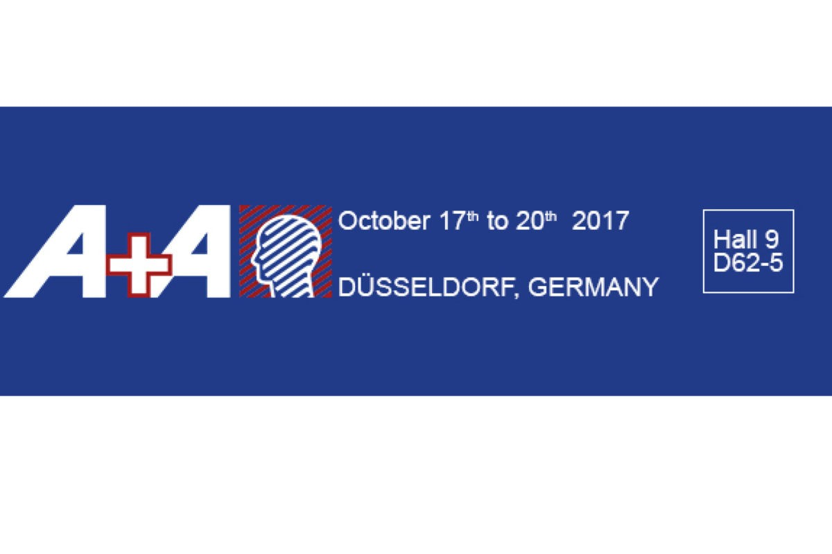 "WEESAFE WILL BE PRESENT AT ""A+A INTERNATIONAL"" TRADE FAIR, FROM OCTOBER 17TH TO 20TH, 2017"