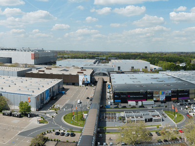View From Outside - International A+A from 2017 October 17 to 20 at DÜSSELDORF, GERMANY