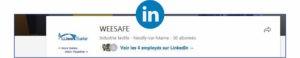 WeeSafe LinkedIn