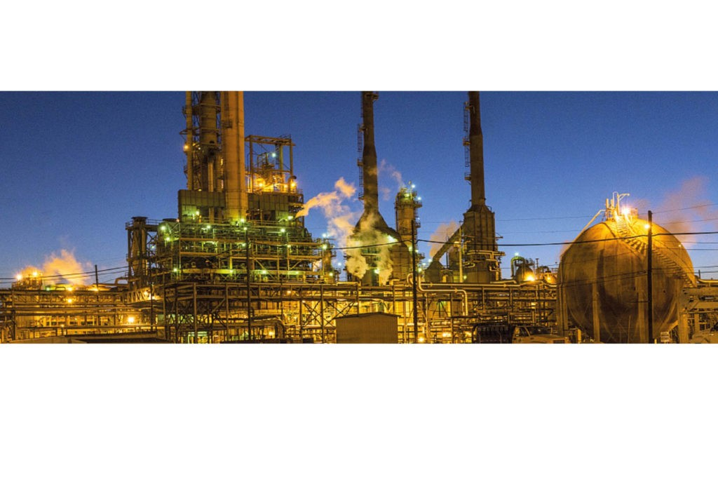 PROFESSION SHEET : PETROCHEMICALS INDUSTRY