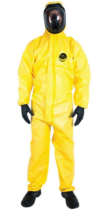 Image Combinaison gamme combinaison de protection chimique - protective chemical coverall range