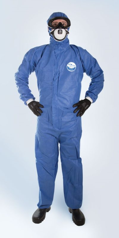 TYPE 5/6 WEECOVER BLUE COVERALL