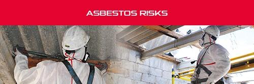 Flyer Profession Sheet - Asbestos Risks