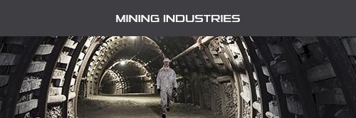 Flyer Profession Sheet - Mining Industries